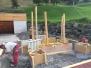 Bau Spielplatz 2016