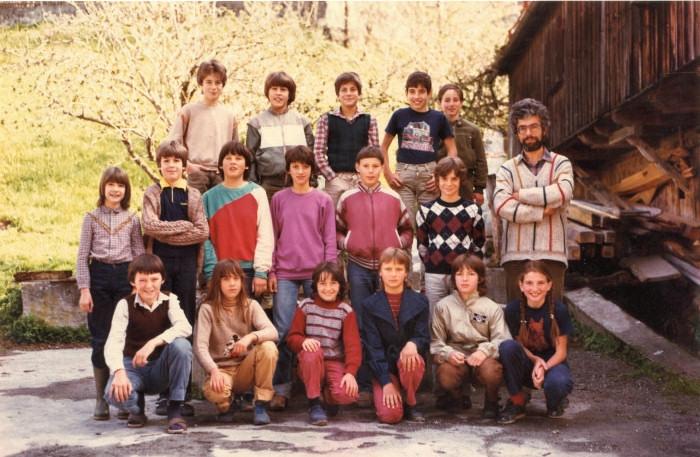 Mittel-Oberstufe 1983