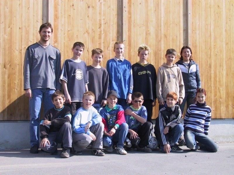 Mittelstufe 2001