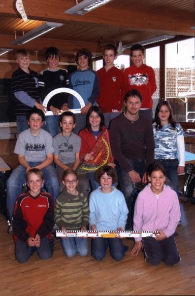 Mittelstufe 2007