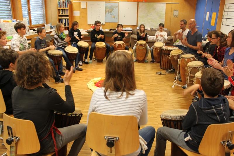 Rhythmus und Tanz 18