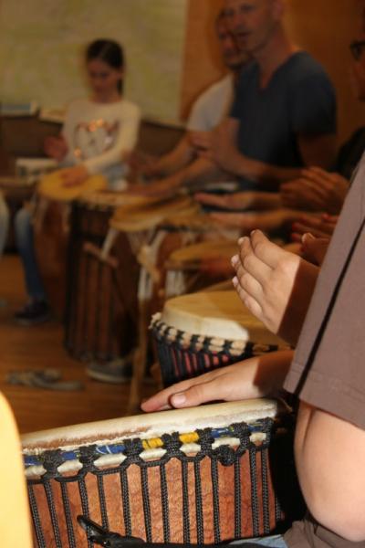 Rhythmus und Tanz 19