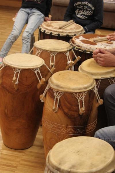 Rhythmus und Tanz 36