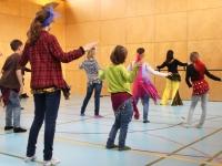 Rhythmus und Tanz 45