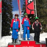 Skirennen-2018 Knaben 3-4