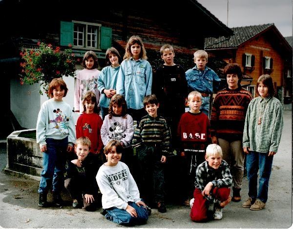 Unterstufe 1995